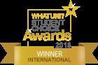 WUSCA winner logo